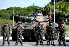 A extensão do poder de polícia das Forças Armadas contra crimes transfronteiriços e delitos ambienta