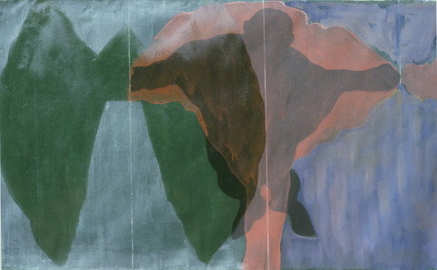 Tamar Getter 1981 LANDSCAPES WITH A CORPSE detail 1