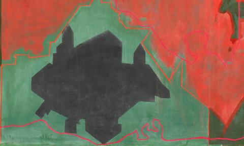 1  RED LANDSCAPES  detail 2 TAMAR GETTER