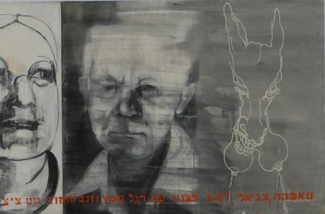 MASHKA TZVIELI RIDER AND DONKEY detail 1