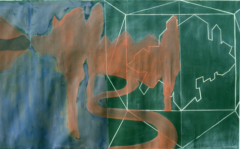 Tamar Getter 1981 LANDSCAPES WITH A CORPSE detail 3