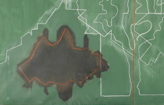 GREEN LANDSCAPES O Hanna Prize detail 1