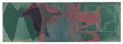 Tamar Getter 1981 Green Landscapes with a Corpse
