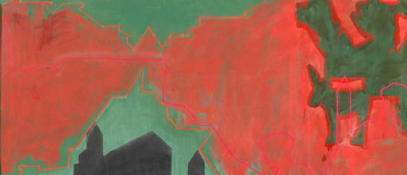 1  RED LANDSCAPES  detail 3 TAMAR GETTER
