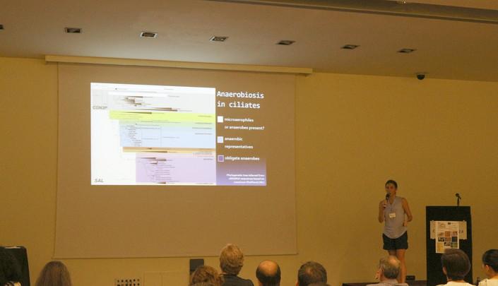 Johana´s talk at ECOP2019 in Rome