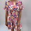 Thumbnail: Reversible Tie Summer Dress Pink