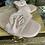 Thumbnail: Beige Designer Inspired C Sandal