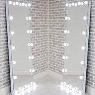 Full Length Hollywood Mirror