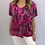 Thumbnail: Pink camouflage print t-shirt one size