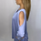 Thumbnail: Cold shoulder T shirt various colours