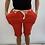 Thumbnail: Plain Print Magic Knee Length Shorts - Various Colours