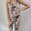 Thumbnail: The Diana Stretch Jumpsuit with Belt -