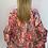 Thumbnail: Palm Multi colour Print Swing Dress