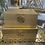 Thumbnail: Gold Moc Croc Designer Inspired Storage Boxes