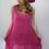 Thumbnail: Linen Strap Pocket Summer Dress - Many Colours