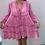 Thumbnail: Cerise Swing Dress