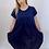 Thumbnail: Navy Pocket Dress