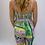 Thumbnail: Multi colour ankle tie jumpsuit - 3 colours