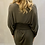 Thumbnail: Khaki Two style dress / top