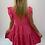 Thumbnail: Cerise Smock Dress