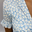 Thumbnail: Blue Daisy Reversible Tie Summer Dress