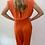 Thumbnail: Round Neck Elasticated waist Jumpsuit - Lots of Colours