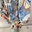 Thumbnail: Chain print Shirt Dress with matching bag