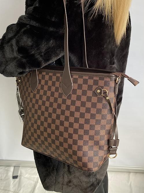 Designer Inspired Over the Shoulder bag