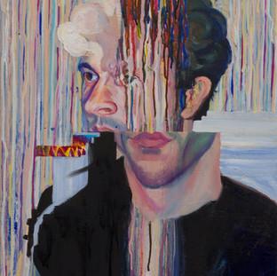 신인류 oil on canvas  40x50cm