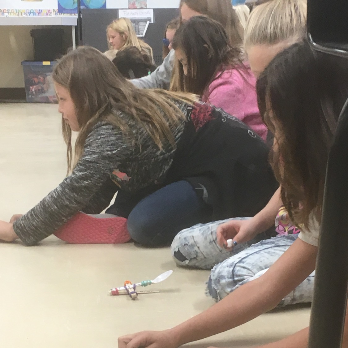 Learning can be done in more than one way and to these 3rd Graders they will never see force and motion in the same way.