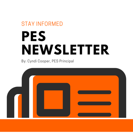PES Newsletter Logo