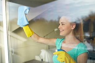 people, housework and housekeeping conce