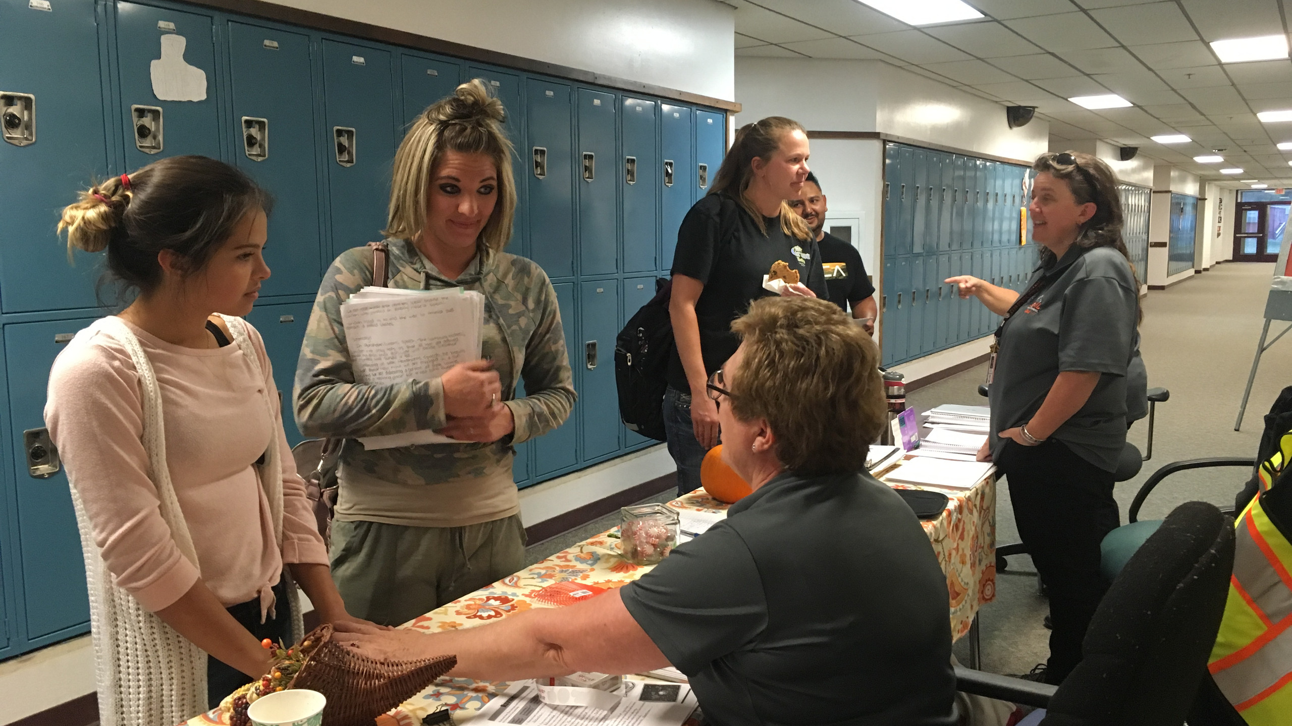 Parent Teacher Conferences allow for easy communication about your students progress and needs.