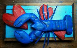 Le homard amoureux