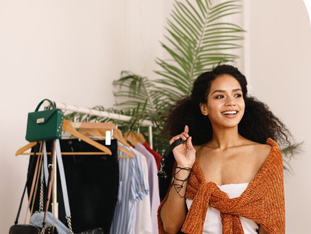 5 Steps to Creating A Sensational Seasonal Wardrobe