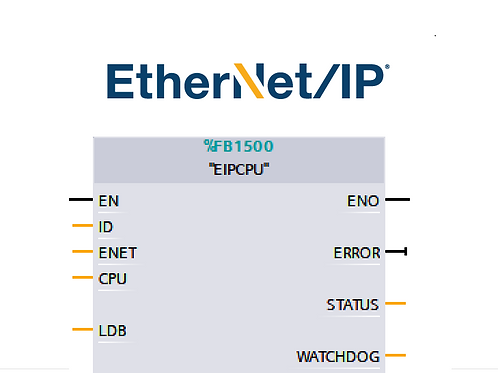 Sigma S7 1500 EtherNet/IP Driver Licence - Peer-to-Peer