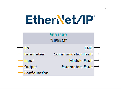 Sigma S7 1500 EtherNet/IP Driver Licence -IO-Scanner