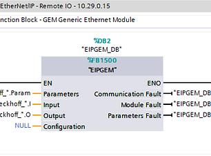 Ethernet ip converter