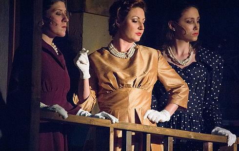 Evita at Stage Door Theatre