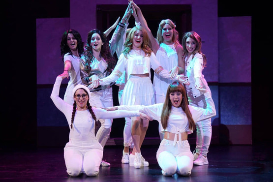 Legally Blonde at Slow Burn Theatre
