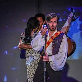 Evita at Actors' Playhouse