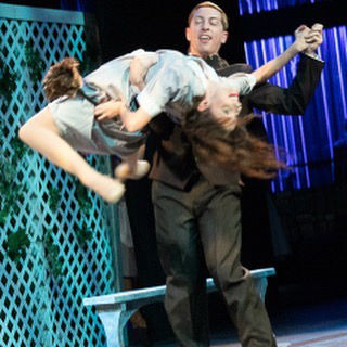 Dirty Rotten Scoundrels at Stage Door Theatre
