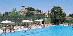 piscina castello