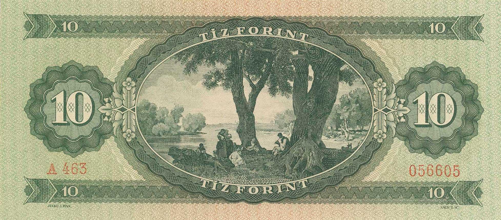 HUN-0164a_F3-10-Forint-19491024-HLG-b