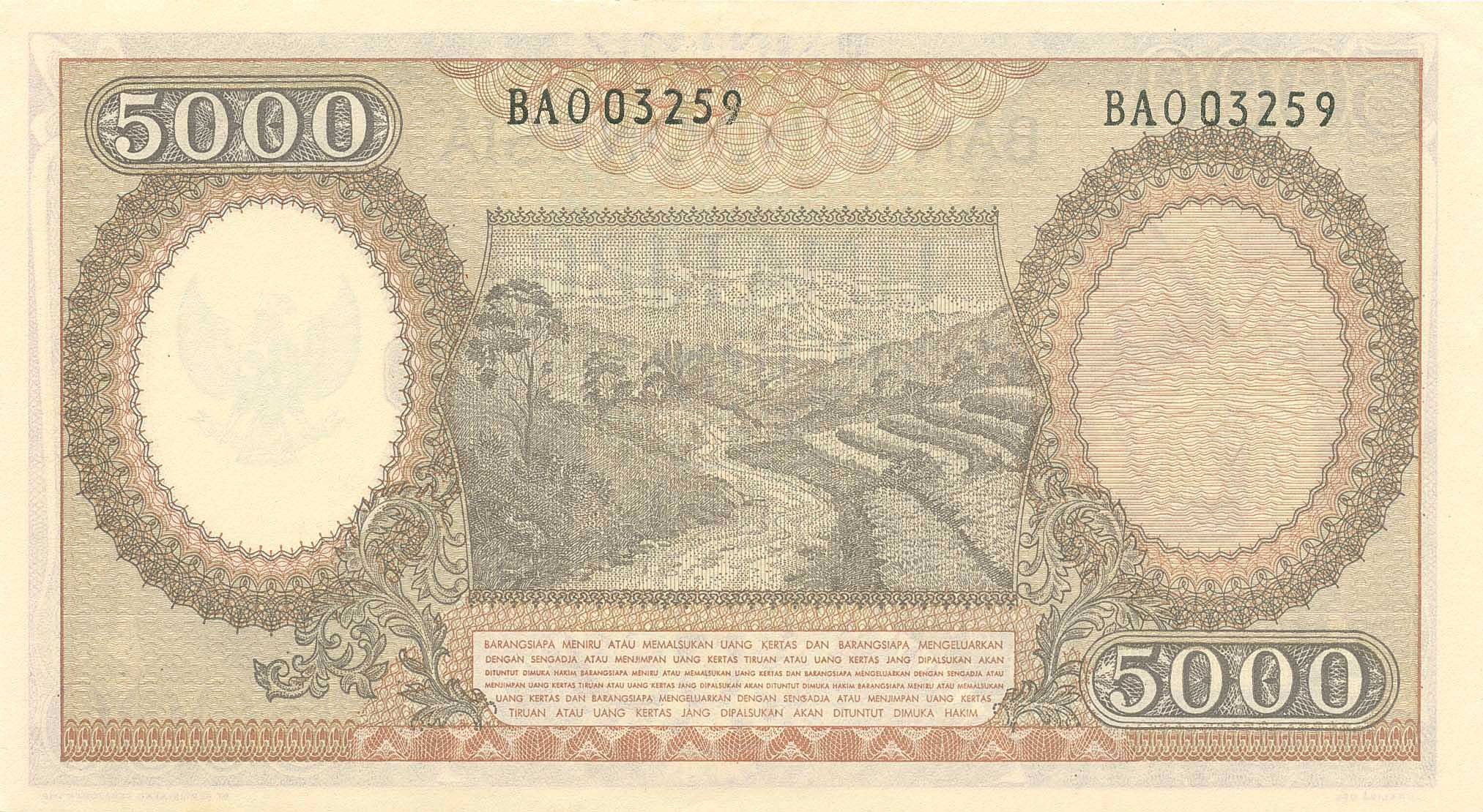 IDN-0064-5000-Rupiah-1958-HLG-b