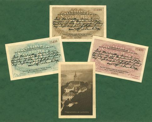 Erste Hindenburg-Serie