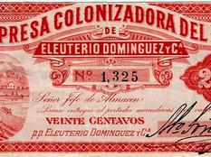 Eleuterio Dominguez und sein Geld für Siedler