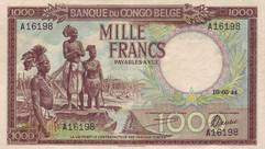 BELGISCH KONGO