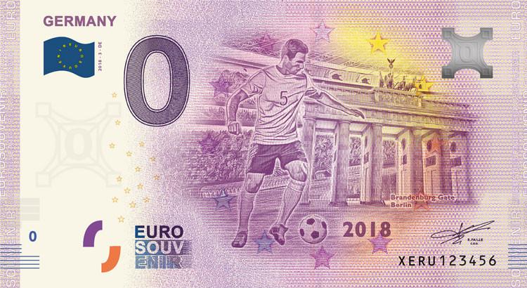 Euro Scheine Deutschland