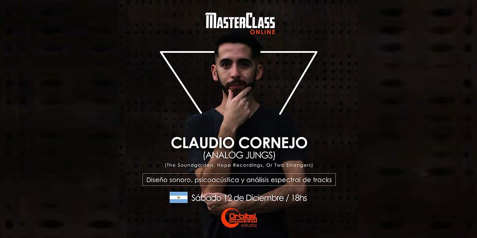 Masterclass / Claudio Cornejo - Analog Jungs